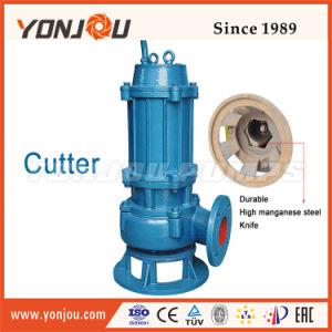 "Stainless Steel Cast Iron Deep Well Submersible Sewage Water Pump (3"" 4"" 6"" 8"") pictures & photos"