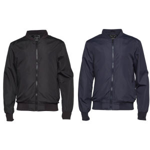 Wholesale Mens Polyester Lightweight Bomber Jacket (A672)