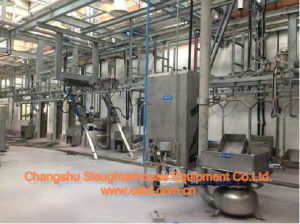 Slaughtering Line--Dehiding Machine /Decorticator Cattle and Sheep pictures & photos