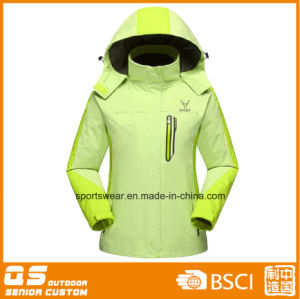 Women′s Waterproof Windproof High Quality Ski Jacket pictures & photos
