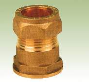 High Quality China Made Hot Sale Brass Compression Fittings pictures & photos