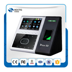 Fingerprint and Face Time Attendance Machine (iFace 302) pictures & photos