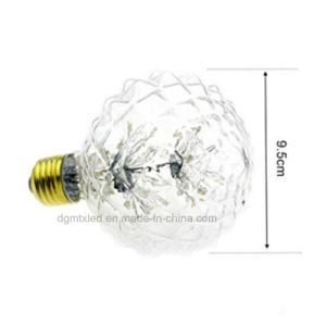 Fancy Design Pineapple 3W Starry LED Lighting Electric Bulb E27 pictures & photos