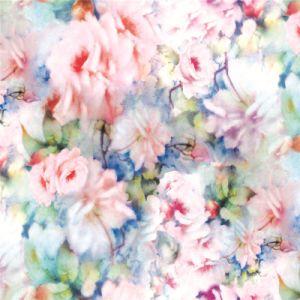 China Fabric Silk Digital Printing Silk Fabric (TLD-0034) pictures & photos