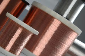 Electionic Magnetic Cable CCA Copper Clad Aluminum Wire 0.10mm-5.50mm pictures & photos