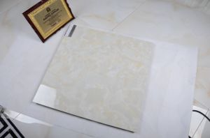 Decoration Material Marble Copy Ceramic Floor Tile, Stone Tile (600*600) pictures & photos