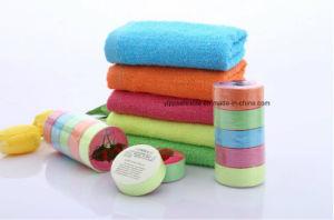 100% Cotton Compressed Towel, Magic Towel, Gift Towel, Sales Promotion Towel pictures & photos