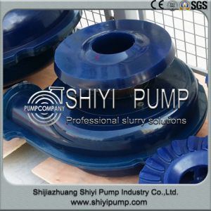 Polyurethane Anti Wear Slurry Pump Parts Volute pictures & photos
