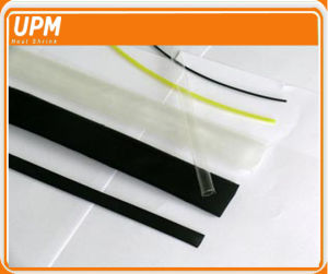 Polyvinylidene Fluoride PVDF Clear Black 175 C Thin Wall Heat Shrinkable Sleeve pictures & photos