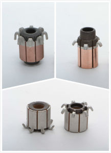 Hooks Groove Type Commutator for Auto Parts with Brushless Motor (3 Hooks ID3.175mm OD7.6mm L15.7mm) pictures & photos