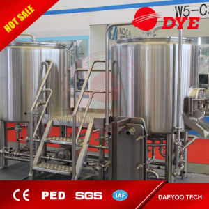 Made in China Beer Beverage Machine Industrial Stainless Steel Beer Brewing Equipment pictures & photos