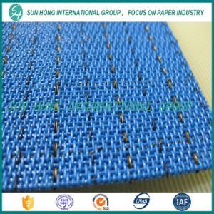 Polyester Antistatic Fabric for Drying Paper Process pictures & photos