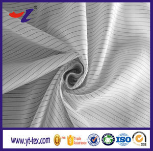 Polyester Anti-Static ESD Garments Fabric pictures & photos