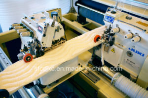 Mattress Boader Double Serging Juki Machine pictures & photos