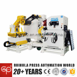 3 in 1 Straightener with Nc Servo Feeder (MAC4-600) pictures & photos