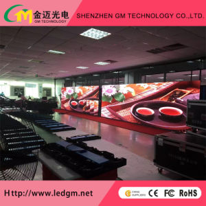 Indoor P3.91 P4.81 Full Color Rental LED Display for Adverting pictures & photos
