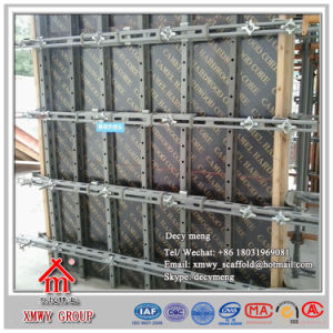 Forming System for Shear Wall/Column/Beam