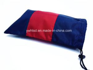 Lattice Oxford Stitching Design Rope Bag Shoe Bag pictures & photos