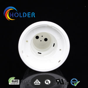 Plastic PBT LED Cup GU10 for 3W LED pictures & photos