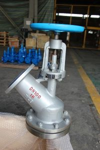Manual Operaterd Bottom Valve pictures & photos