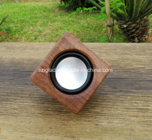 High Quality Wooden Mini Portable Speaker pictures & photos