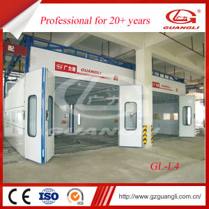 Ce Approved Guangli High Quality Hot Sell Powder Coating Equipment/Garage Equipment with Movable Jacks pictures & photos