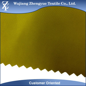 75D 100% Coated Polyester Waterproof Imitation Shape Memory Fabric for Jacket Use pictures & photos