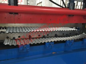Corrugated Panel Roll Forming Machine pictures & photos