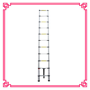 3.8m Aluminum Telescopic Ladder (DLT212B) pictures & photos