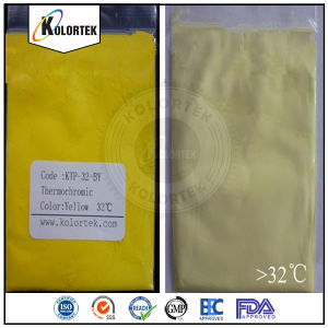 Thermochromic Pigment, Color Change Pigments with Temperature pictures & photos