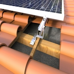 Solar Tile Roof Rack/Solar Panel Mounting Brackets pictures & photos