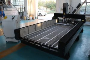 Heavy Duty Body 3D Stone Carving CNC Router Machine pictures & photos