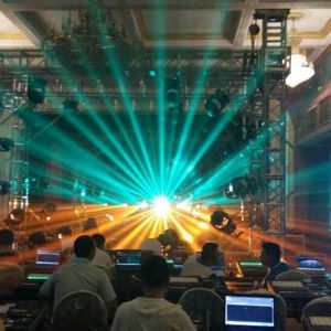 7r Sharpy Stage Gobo 230W Beam Moving Head Stage Lighting pictures & photos