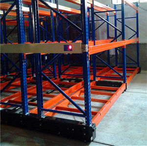 Heavy Duty Movable Pallet Rack for Food Storage pictures & photos