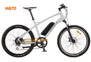 M670 Sine Wave Super Low Noise Ce En15194 Certified Electric Bike City Ebicycle Warranty 2 Years pictures & photos