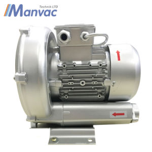 0.37kw Vacuum Pressure Pump Ring Blower pictures & photos