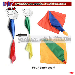 Cotton Bandana Silk Scarf for Magic Tools Novelty Toys (C1116) pictures & photos
