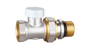 Valogin Chinese Best Price Brass Radiator Valve pictures & photos