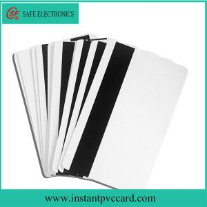 Plastic Inkjet Magnetic Stripe PVC Card for Membership Card pictures & photos