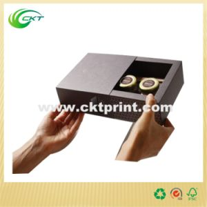 Packing Cardboard Flat Boxes with Brown Color Printing (CKT-CB-147)