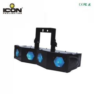 LED 4 Head Beam Laser Light for Stage Lighting (ICON-A038A) pictures & photos