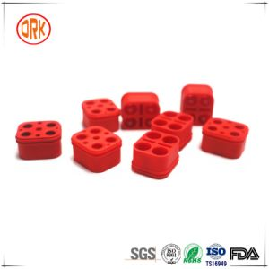 Red Gas Tightness Rubber Pneumatic Connector pictures & photos