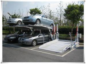 Mechanized Tilting Car Parking Lift pictures & photos