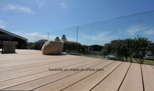 Outdoor Flooring Plastic Wood WPC Composite Decking pictures & photos
