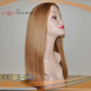 Full Lace Base PU Coated All Cap Long Loose Wave Wig pictures & photos
