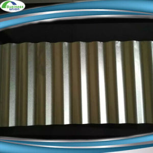 Galvanized PPGI Color Coated Zinc Corrugated Steel Roofing Sheet pictures & photos