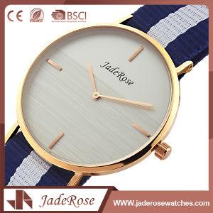 Stainless Steel Smart Watch Men&Ladies Quartz Nylon Wrist Watch pictures & photos