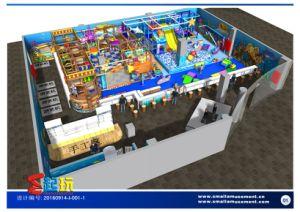 European Standard Indoor Playground Equipment pictures & photos