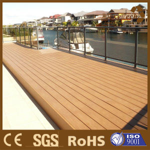 Swimming Pool WPC Decking for 10 Years Warranty pictures & photos