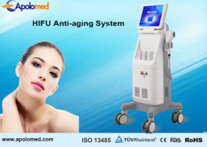High Intensity Focused Ultrasound Hifu for Anti Aging Wrinkle Removal pictures & photos